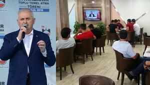 Son dakika: Başbakan Binali Yıldırım Diyarbakır'da yatırım paketini açıkladı