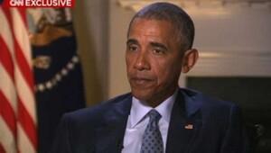 Obama: bunun ABD'de olduğunu düşünün