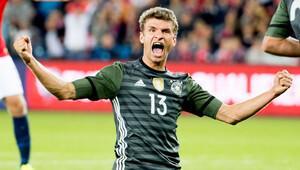 Norveç 0-3 Almanya / MAÇIN ÖZETİ