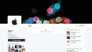 iPhone 7 Apple'ın Twitter hesabını canlandırdı