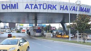 Atatürk Havalimanı'nda dün rekor kırıldı