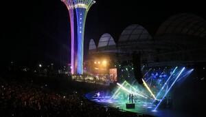 Levent Yüksel'den Expo 2016'da nostalji gecesi