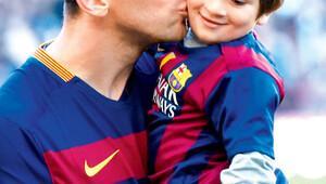 Messi'den şaşırtan itiraf! 'Oğlum...'