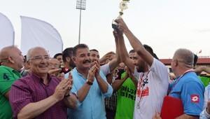 15 Temmuz Şehitleri Kupası sahibini buldu