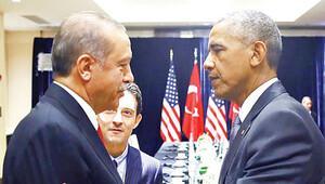 Erdoğan ile Obama arasındaki kritik diyalog