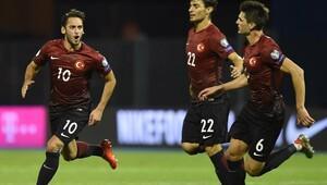 Türkiye Hırvatistan maçı nefesleri kesti! (Maç özeti)