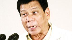 Filipinli başkandan Obama'ya küfür