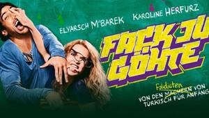 Bora Dağtekin'in 'Fack ju Göthe' filmi, Amerika'da 362 sinemada gösterimde