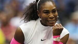 Serena Williams rekor kırdı!