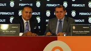 Galatasaray Permolit Boya ile anlaştı
