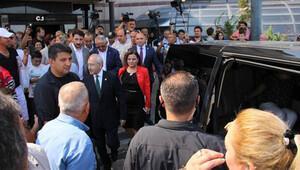 Kılıçdaroğlu'ndan Sefa Sirmen'e ziyaret