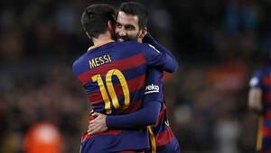 Messi sakatlandı Arda'ya gün doğdu
