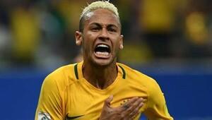 3 puanlık gol Neymar'dan