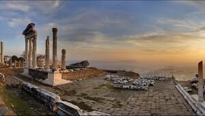 İzmir'deki müze ve antik kent ziyaretlerinde büyük düşüş