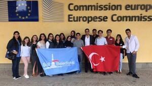 Öğrenciler, Avrupa Parlamentosu'nu ziyaret edecek