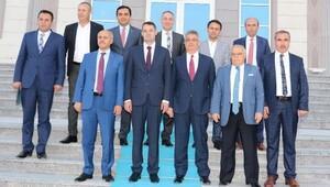 Ahiler Kalkınma Ajansı Kırıkkale'de toplandı