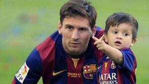 Thiago, babasının yolundaki ilk adımları attı