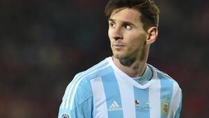 Arjantin ayakta! 'Utan Messi...'
