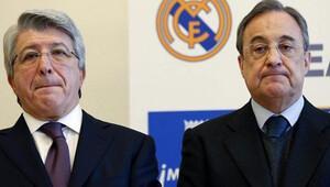 Real Madrid ve Atletico Madrid'e büyük şok! 2018'e kadar...