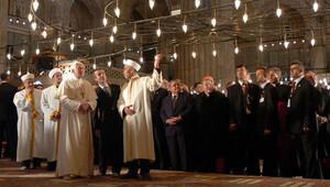 Eski Papa Ratzinger: En hassas ziyareti Türkiye'ye yaptım