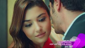 Aşk Laftan Anlamaz 11. bölüm fragmanında Hayat ve Murat inatlaşıyor!