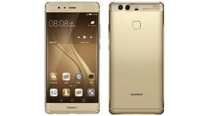 Huawei P9un altın renkli modeli Türkiyede