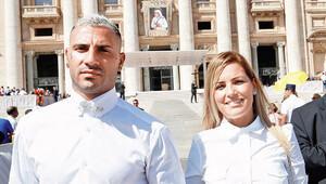 Ricardo Quaresma Papa'yı Beşiktaşlı yaptı