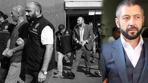Sedat Şahin'in evini taramışlardı! Çete üyelerinden çıkan silahlar şoke etti