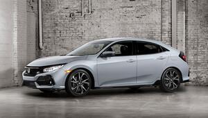 Yeni Honda Civic Hatcback'den ipuçları
