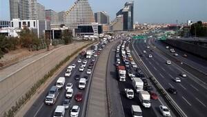 Bayram trafiğinde son durum