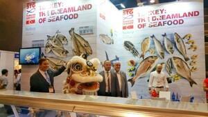 Hong Kongta Türk balıkları tanıtıldı