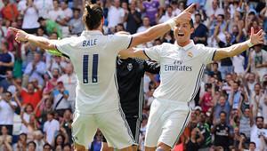 Real Madrid ezdi geçti