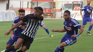 Manisaspor: 3 - Eskişehirspor : 3