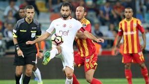 Kayserispor 1-1 Galatasaray / MAÇIN ÖZETİ