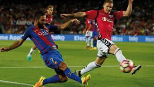 Barcelona 1-2 Alaves / MAÇIN ÖZETİ