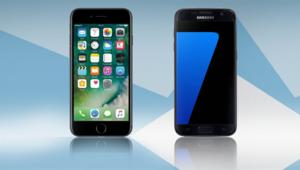 iPhone 7 ile Galaxy S7 arasındaki farklar ne?