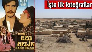 Ezo Gelin'in köyü teröristlerden kurtarıldı