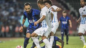 Büyükşehir Gaziantepspor: 1 - Adana Demirspor: 1