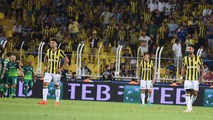 Fenerbahçe 0-1 Bursaspor / MAÇIN ÖZETİ