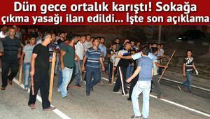 Sinop Durağan'da son durum