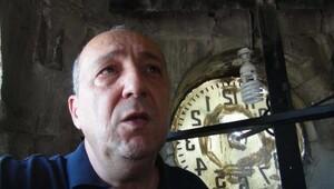 İzmir'in tarihi Saat Kulesi 2 aydır çalışmıyor