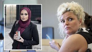 Norveç'te türbanlı müşteriyi kabul etmeyen ırkçı kuaföre para cezası
