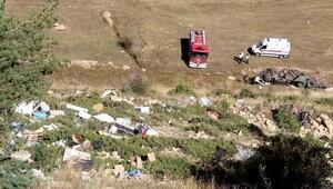 Erzurum'da kamyonla otomobil çarpıştı: 3 ölü, 2 yaralı
