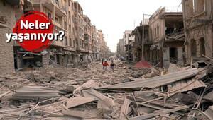 Son dakika haberi: Suriye'de ateşkes başladı, işte yaşananlar