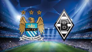 Manchester City Mönchengladbach maçı canlı olarak yayınlanacak mı?
