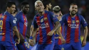 Barcelona gol şov! Tam 7 gol...