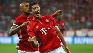 Bayern Münih gol olup yağdı!
