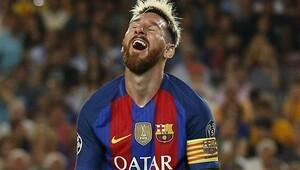 Barcelona ve Messi yine tarih yazdı!