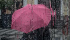 İstanbul ve bazı bölgelerde sağanak ve gök gürültülü sağanak yağış bekleniyor