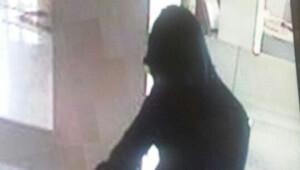 Cezaevinden izinli çıkan hükümlü, banka soyarken yakalandı